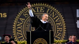 Download Howard Schultz at ASU's 2017 Undergraduate Commencement Video
