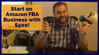 Download How to Start Amazon FBA Business with $500 Video
