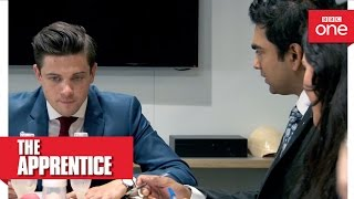 Download Courtney struggles with his company's name - The Apprentice 2016: Final - BBC One Video