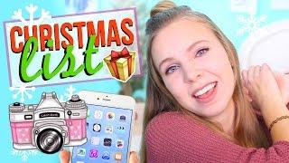 Download Christmas Wish List 2016: Teenage Girl Gift Guide! Video
