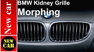 Download New car: BMW Kidney Grille History Morphing Video