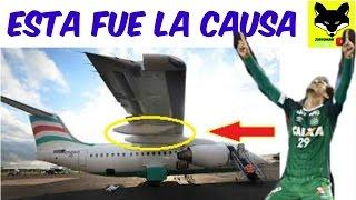 Download Esta fue la causa del accidente del avion donde viajaba el chapecoense Video