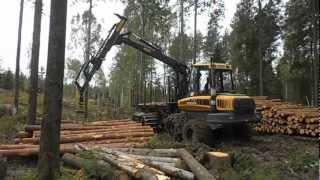 Download Ponnse Elk, työmaalla syyskuussa 2012 Video