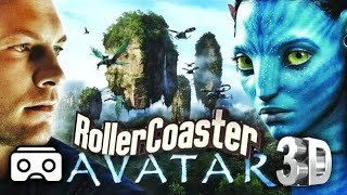 Download VR Avatar 3D VR Roller Coaster 3D SBS for VR BOX 3D not 360 VR Video