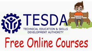 Download TESDA Free Online Courses Video