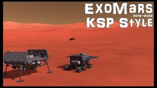 Download KSP: ExoMars Mission Video