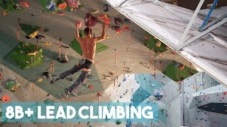 Download 8b+ With Magnus Midtbø - 4 Years Since I Did Sport Climbing - Thor - Emil Video