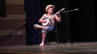 Download Hillbilly Banjo Player in the Talent Show Video
