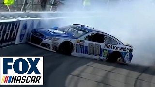 Download Radioactive: Richmond - ″They [expletive] plowed into us.″ | NASCAR RACE HUB Video