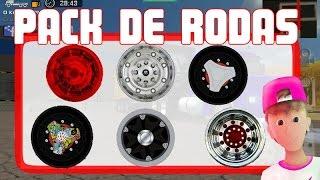 Download Grand Truck Simulator - PACK DE 35 RODAS (ESPECIAL DE 700SUBS) Video