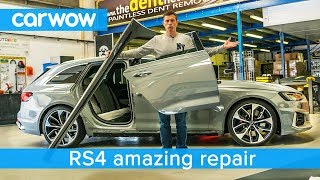 Download Someone damaged my RS4 - but you'll be amazed at the fix! Video