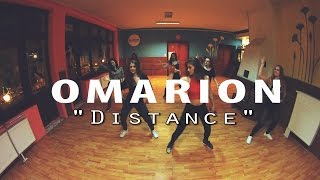 Download OMARION DISTANCE CHOREOGRAPHY BY JUSTYNA LIPKA ANITA LIPKA Video