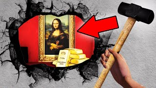 Download I FOUND A $100,000,000 PAINTING IN A SECRET ROOM! (House Flipper) Video