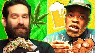 Download Drunk Vs. High Snack Swap Video