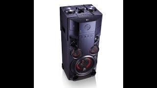 Download Обзор музыкального центра LG OM6560 Video