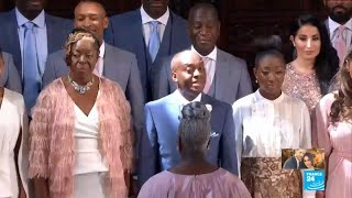 Download UK Royal Wedding: Gospel Choir sings ″Stand by Me″ Video