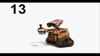 Download WALL-E Vignettes Video