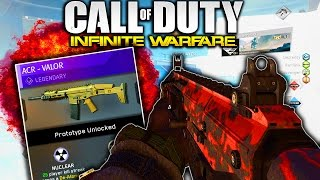 Download NEW DLC WEAPONS COMING TO INFINITE WARFARE! LEAKED NEW WEAPON VARIANTS AND GUNS IN INFINITE WARFARE! Video