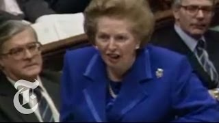 Download Margaret Thatcher's Memorable Remarks: A Video Mash-up | The New York Times Video