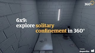 Download 6x9: a virtual experience of solitary confinement – 360 video Video
