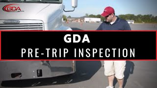 Download GDA Training Pre-Trip Inspection Video