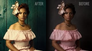 Download A Powerful Way to Change Background in Photoshop by Using Blend Modes Video