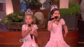 Download Sophia Grace's Show Stopping Performance! Video