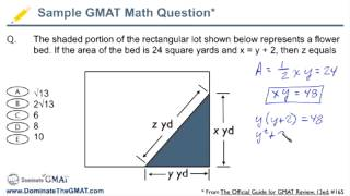 Download How to Crack 700 on the GMAT - Time-Saving Ninja Strategy Video