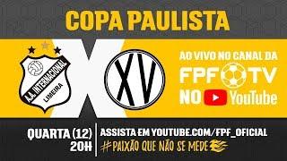 Download Inter de Limeira x XV de Piracicaba - Copa Paulista 2018 Video