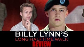 Download Billy Lynn's Long Halftime Walk - A Confronting Experience Video
