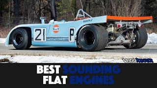 Download 10 Best Sounding Flat Engines Video