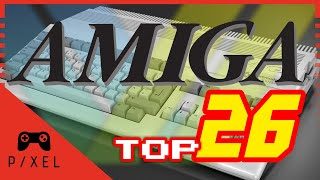 Download My TOP 26 AMIGA Games :: Celebrating 30 Years | Ep. 52 Video