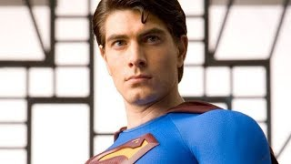 Download Brandon Routh Reacts To His Return As Superman Video