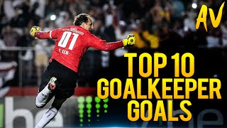 Download Top 10 Goalkeeper Goals In Football History Video