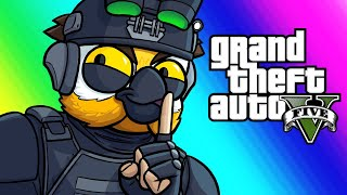 Download GTA5 Online Funny Moments: Doomsday Heists - Rescuing Agent Yuppie Video