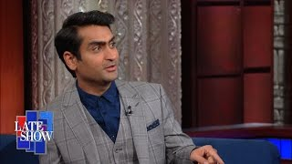Download Kumail Nanjiani Talks About His First Time... Video