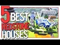 Download Top 5 Minecraft Redstone Houses (Best Redstone Creations) Video