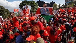 Download View on Africa: politics of provocation in Kenya Video
