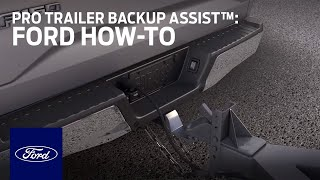 Download How to Set Up Pro Trailer Backup Assist™ | Ford How-To | Ford Video