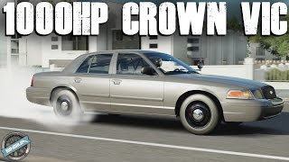 Download 2010 Ford Crown Vic || 1000HP SLEEPER BUILD - TOP SPEED/DRIFTING/RACING || Forza Horizon 3 Video