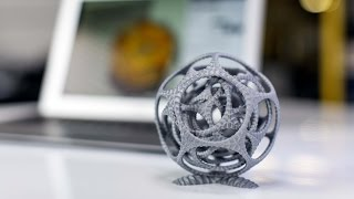 Download Ultimaker 3 Gyro timelapse - Dual extrusion with water-soluble PVA support Video