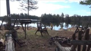 Download THE TENT. Opening Fishing 2017. With Zachary. Video