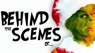 Download Behind the Scenes of How THE GRINCH Stole Christmas (Jim Carrey) Video