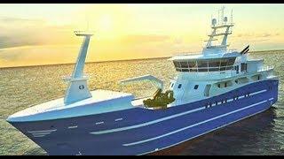Download В Санкт Петербурге на «Северной верфи» заложили новейшее судно «Марлин» Video