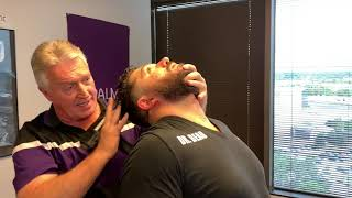 Download UFC Epic Chiro Dr. Beau Hightower (Thor) Adjusted-Palmer Chiro Dr Johnson-Team Ring Dinger® Video