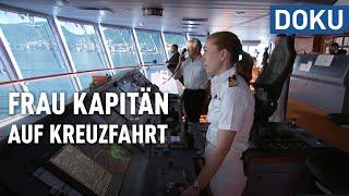 Download Frau Kapitän auf Kreuzfahrt (Deutschlands erste Kreuzfahrtkapitänin)   hessenreporter Video