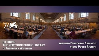 Download EX LIBRIS - THE NEW YORK PUBLIC LIBRARY di Frederick Wiseman Video
