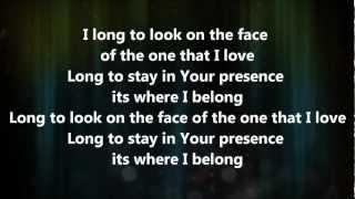 Download Show Me Your Glory - Jesus Culture/Kim Walker Smith w/ Lyrics Video