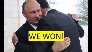 Download Where's NATO? Putin, Assad win Syrian war Video