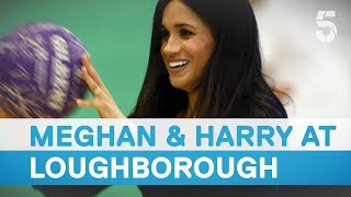 Download Meghan Markle and Prince Harry attend Coach Core Awards - 5 News Video